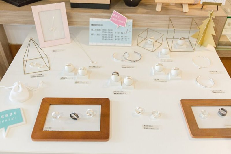 2015 12 30 092242 2 - [熱血採訪]Chichic七柒 金工 自己DIY項鍊手環與戒指 送禮超適合