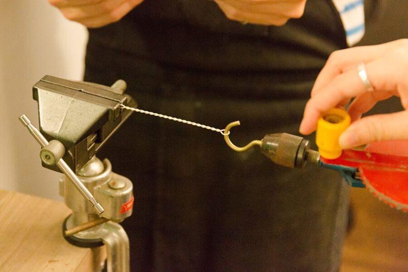 2015 12 30 092320 88 - [熱血採訪]Chichic七柒 金工 自己DIY項鍊手環與戒指 送禮超適合