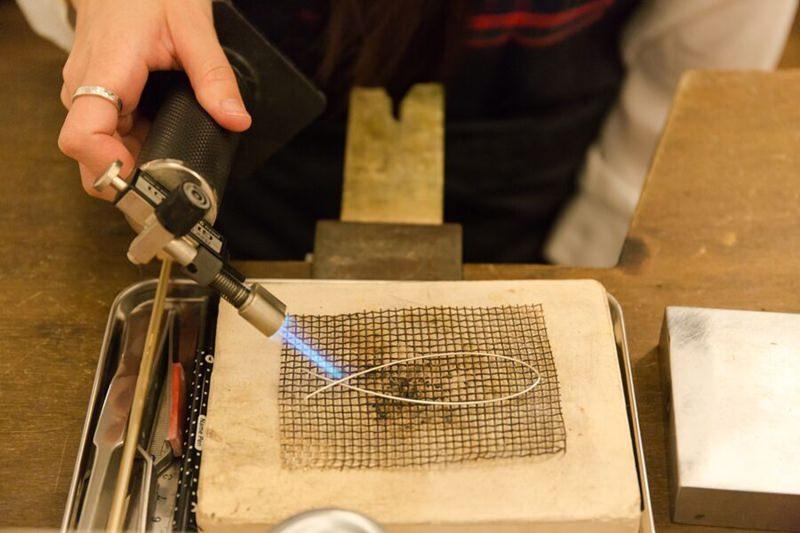 2015 12 30 092325 45 - [熱血採訪]Chichic七柒 金工 自己DIY項鍊手環與戒指 送禮超適合