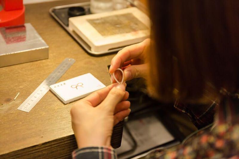 2015 12 30 092330 44 - [熱血採訪]Chichic七柒 金工 自己DIY項鍊手環與戒指 送禮超適合