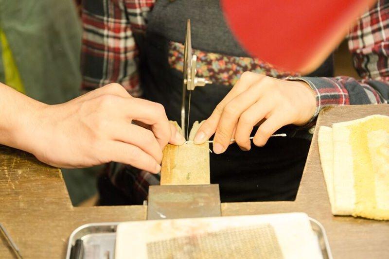 2015 12 30 092357 78 - [熱血採訪]Chichic七柒 金工 自己DIY項鍊手環與戒指 送禮超適合