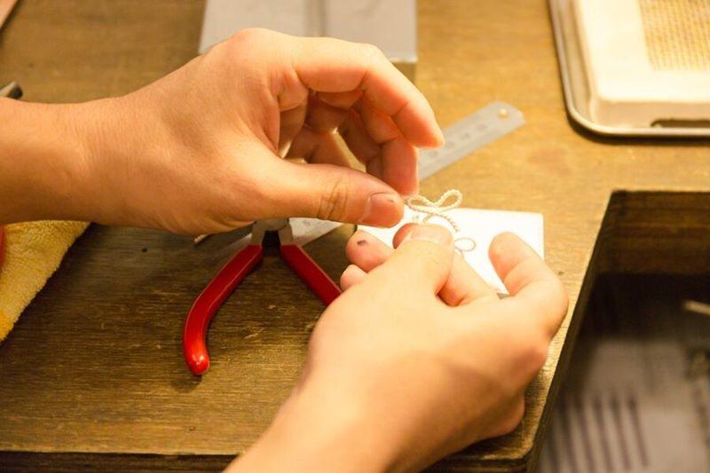 2015 12 30 093728 33 - [熱血採訪]Chichic七柒 金工 自己DIY項鍊手環與戒指 送禮超適合