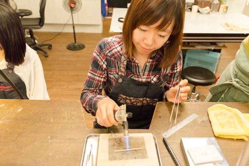 2015 12 30 093732 62 - [熱血採訪]Chichic七柒 金工 自己DIY項鍊手環與戒指 送禮超適合