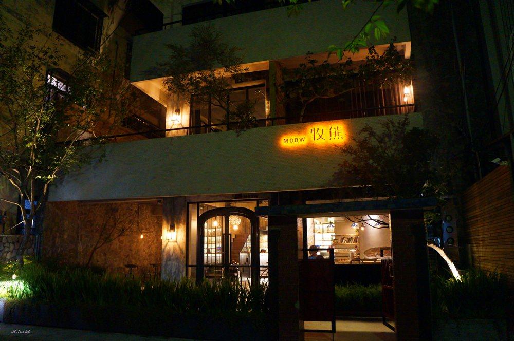 2016 03 29 204213 62 - 台中西區 牧熊小館Moow 輕食 鹹派 有設計感的工業風咖啡館
