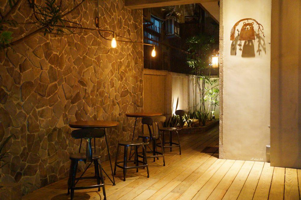 2016 03 29 204226 47 - 台中西區 牧熊小館Moow 輕食 鹹派 有設計感的工業風咖啡館