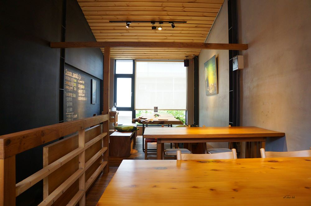 20160727111315 40 - 台中北區Kusabi+咖啡廳 抹茶提拉米蘇超吸睛 午餐 下午茶甜點推薦 老屋新生