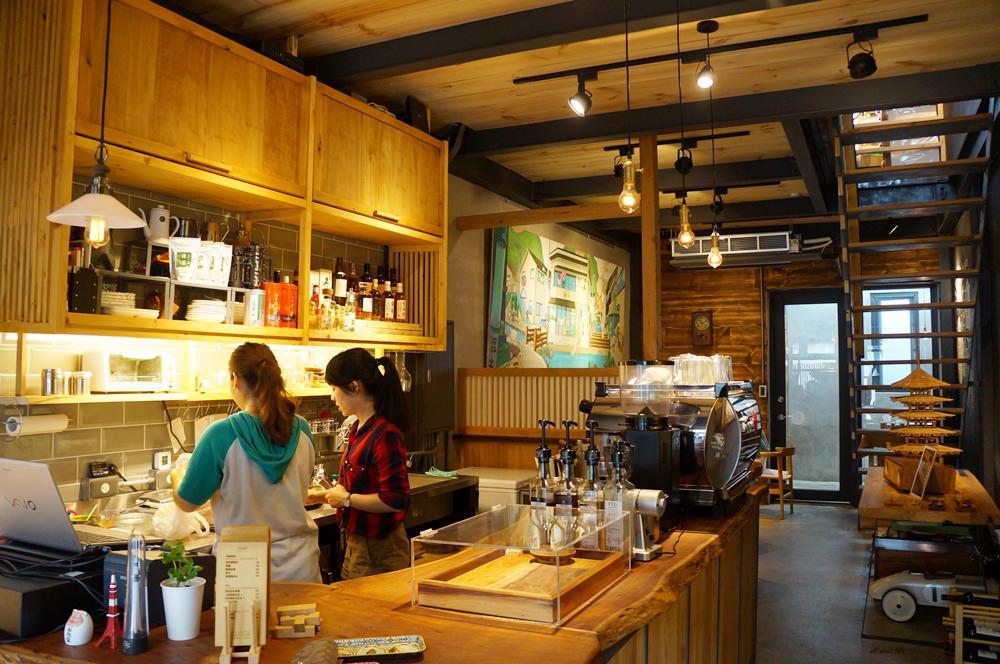20160727111346 14 - 台中北區Kusabi+咖啡廳 抹茶提拉米蘇超吸睛 午餐 下午茶甜點推薦 老屋新生