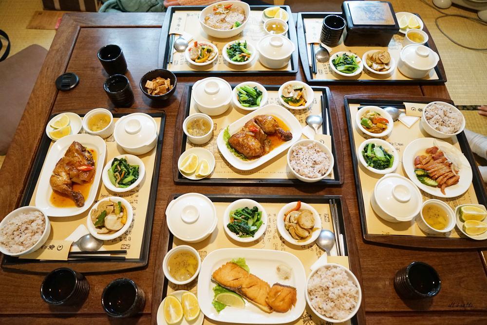 20161220182139 38 - 無為草堂人文茶館 台中市的世外桃源 團體聚餐 家庭朋友聚會餐廳推薦 還有包廂喔!