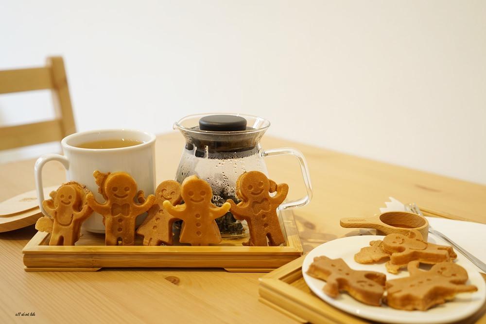 20170118184857 41 - 台中西區 茶筆巷文具生活 薑餅人鬆餅超可愛 自製茶點與新潮文具 近審計新村