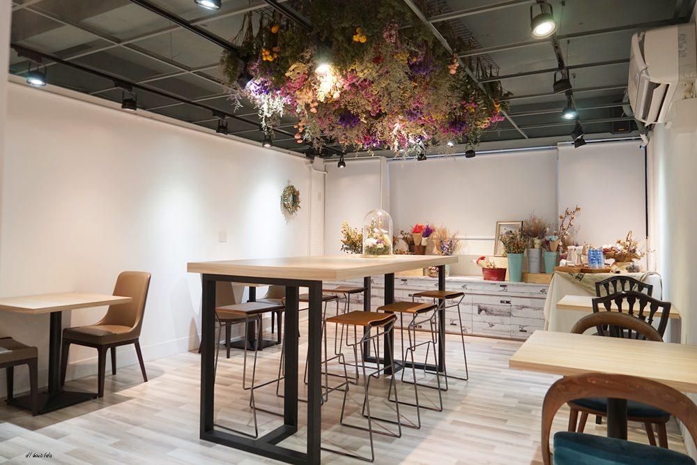 20170313175933 89 - 台中北區 塔米蘭 滿是乾燥花的法式甜點咖啡店 下午茶餐廳推薦