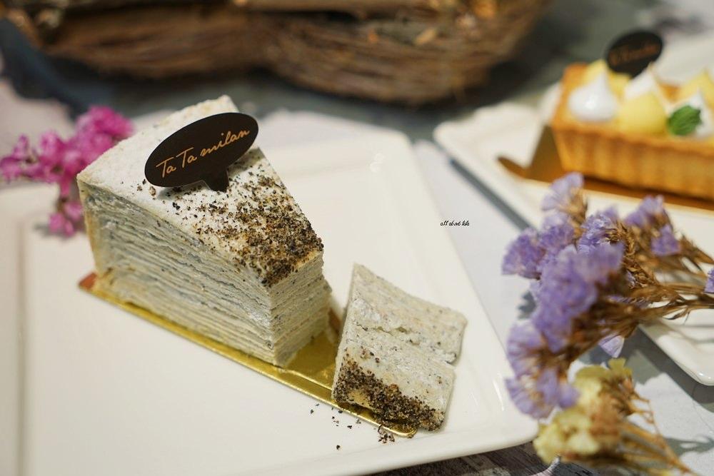 20170313180000 85 - 台中北區 塔米蘭 滿是乾燥花的法式甜點咖啡店 下午茶餐廳推薦