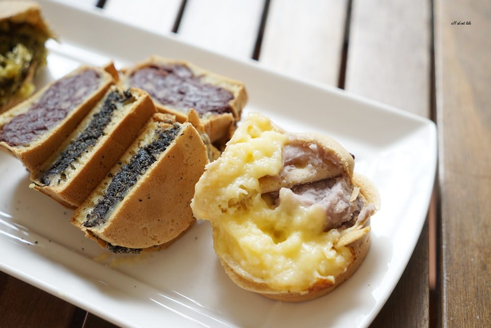 20170324091204 74 - 太平 小雅紅豆餅 多達15種口味的脆皮車輪餅 用愛心製作的人氣小吃