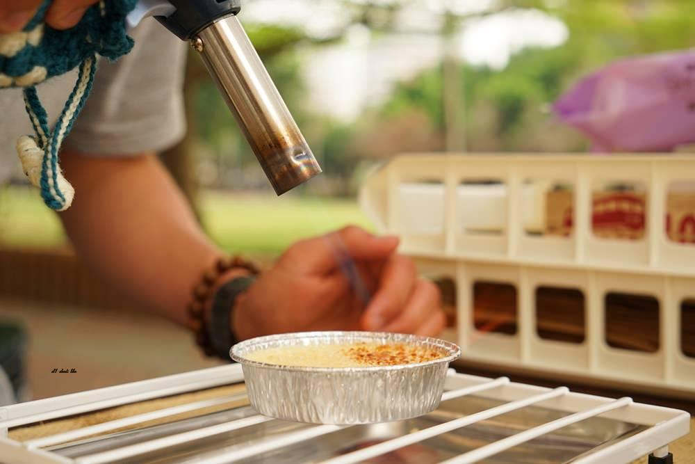 20170331160832 39 - 聽說 甜點三輪車 現點現烤的法式焦糖烤布蕾 還有軟法麵包