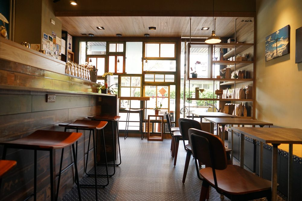 20170426115635 7 - 台中西區 Yosano与謝野直火烘焙 自家烘焙咖啡廳 甜點 下午茶