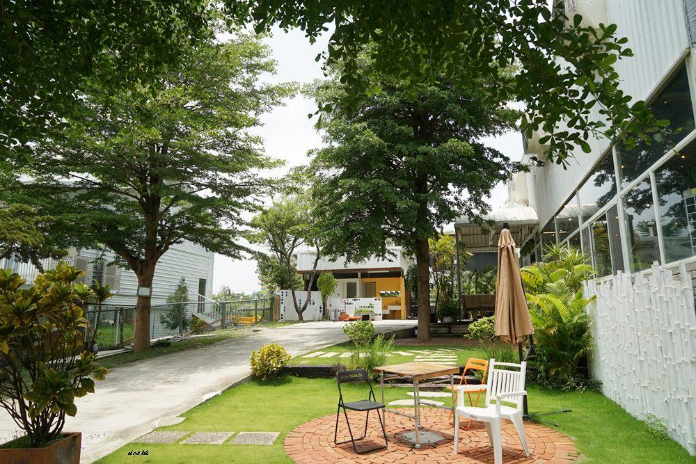 20170608114715 77 - [熱血採訪]山姆派樂 溫室花園般的漂亮景觀餐廳 咖哩飯好吃 甜點平價 自家烘焙咖啡好喝
