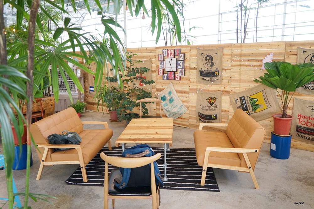 20170608114817 83 - [熱血採訪]山姆派樂 溫室花園般的漂亮景觀餐廳 咖哩飯好吃 甜點平價 自家烘焙咖啡好喝