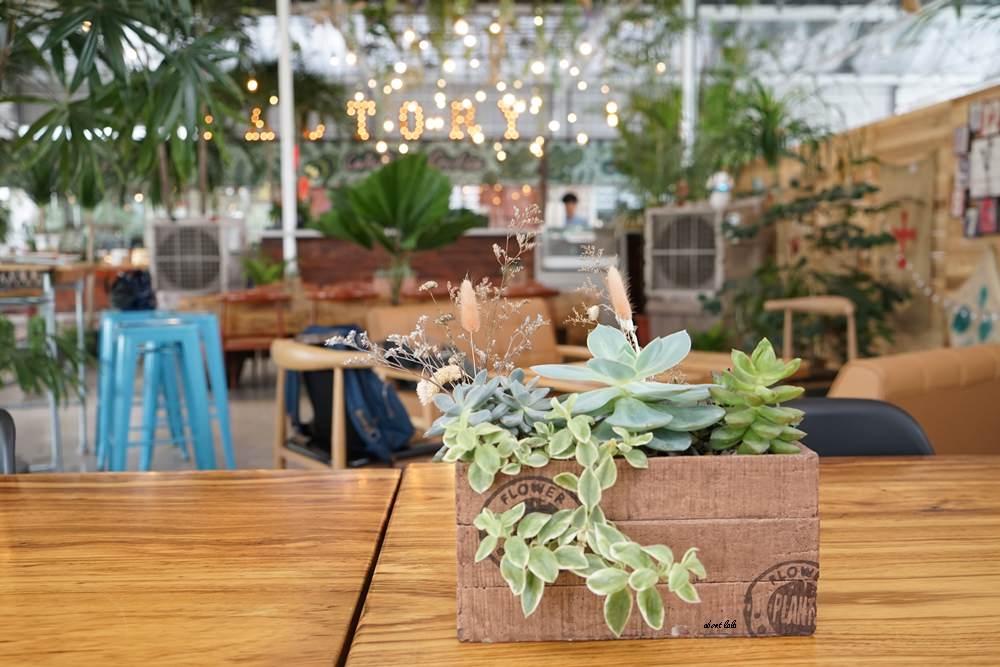 20170608114822 79 - [熱血採訪]山姆派樂 溫室花園般的漂亮景觀餐廳 咖哩飯好吃 甜點平價 自家烘焙咖啡好喝