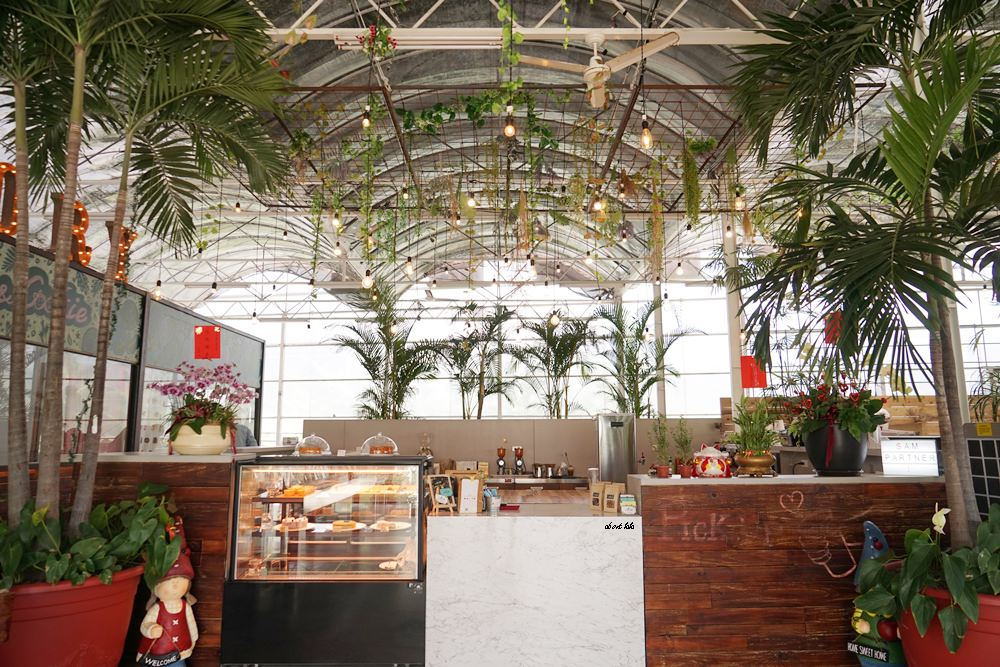 20170608114834 18 - [熱血採訪]山姆派樂 溫室花園般的漂亮景觀餐廳 咖哩飯好吃 甜點平價 自家烘焙咖啡好喝