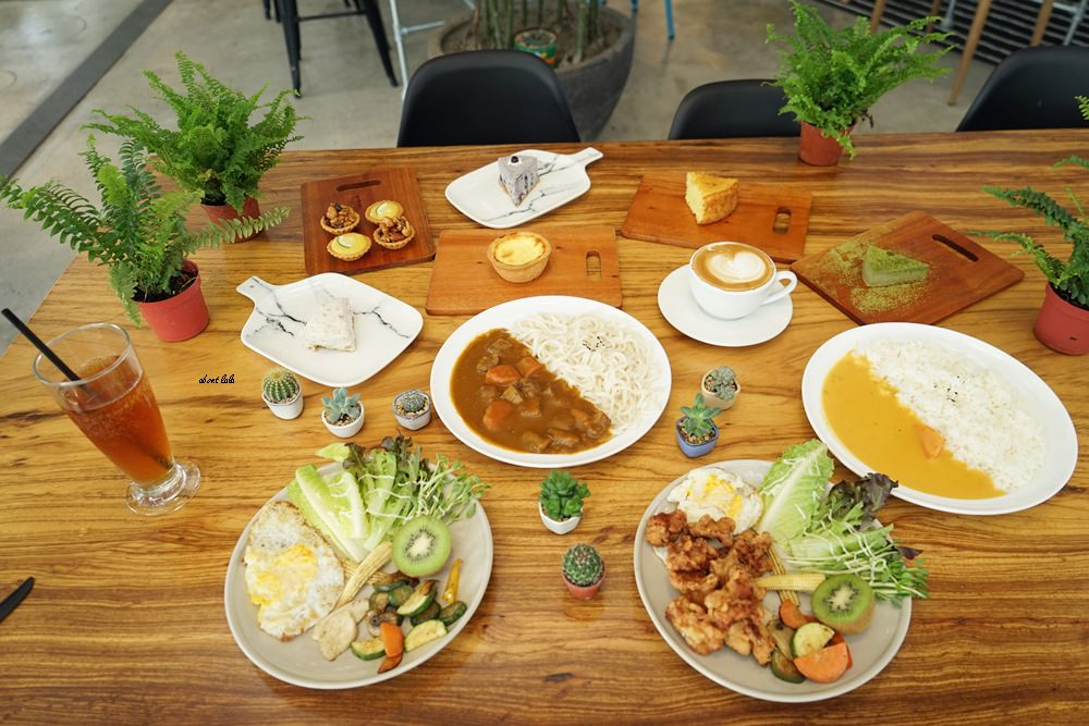 20170608114954 62 - [熱血採訪]山姆派樂 溫室花園般的漂亮景觀餐廳 咖哩飯好吃 甜點平價 自家烘焙咖啡好喝