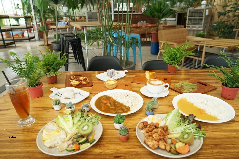 20170608114956 43 - [熱血採訪]山姆派樂 溫室花園般的漂亮景觀餐廳 咖哩飯好吃 甜點平價 自家烘焙咖啡好喝