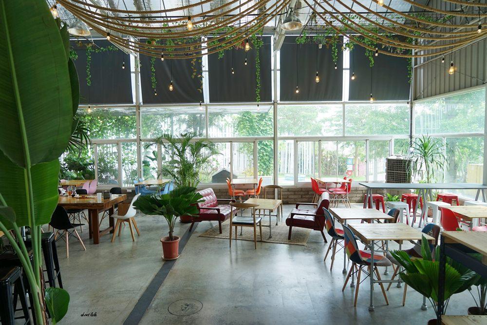 20170608180419 67 - [熱血採訪]山姆派樂 溫室花園般的漂亮景觀餐廳 咖哩飯好吃 甜點平價 自家烘焙咖啡好喝