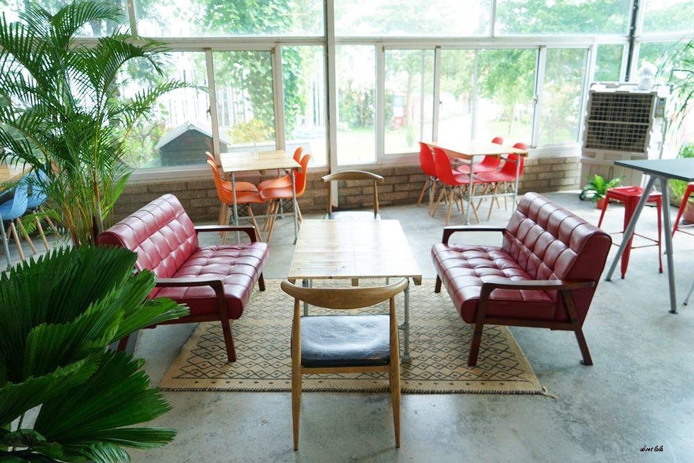 20170608180422 37 - [熱血採訪]山姆派樂 溫室花園般的漂亮景觀餐廳 咖哩飯好吃 甜點平價 自家烘焙咖啡好喝
