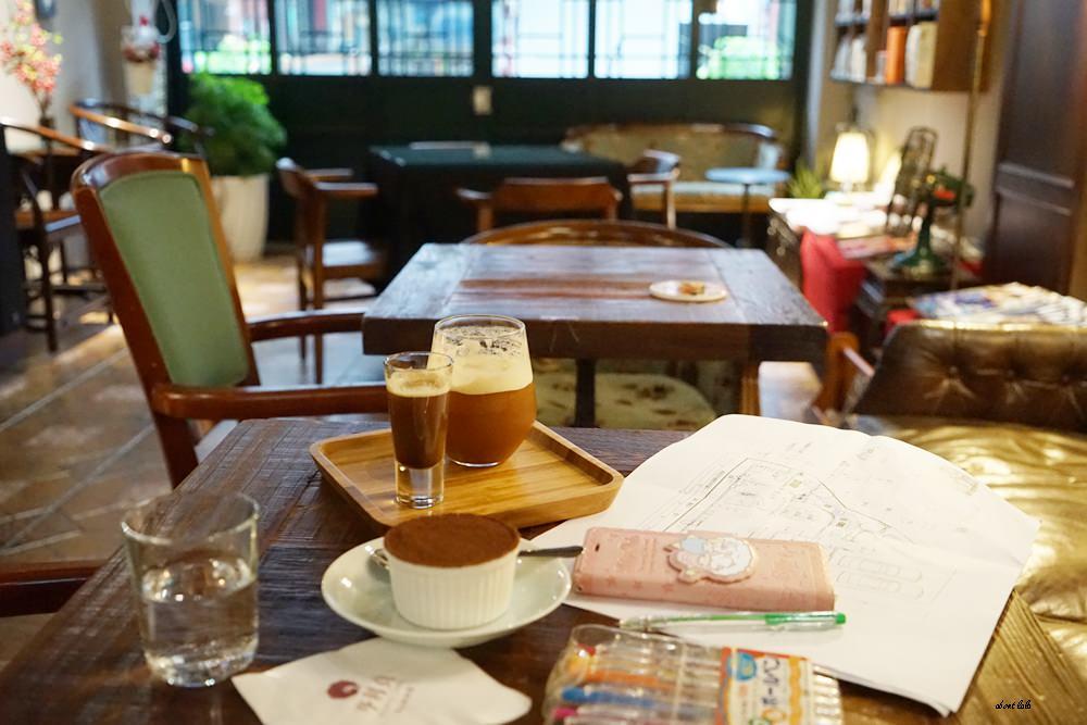 20170623101724 2 - 台中大里︱亨利貞精品咖啡館Henry Jane Coffee 復古上海風 質感推薦