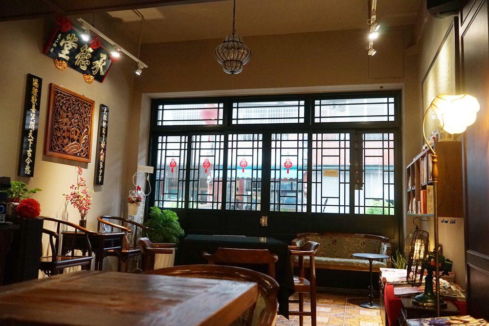 20170623101727 43 - 台中大里︱亨利貞精品咖啡館Henry Jane Coffee 復古上海風 質感推薦