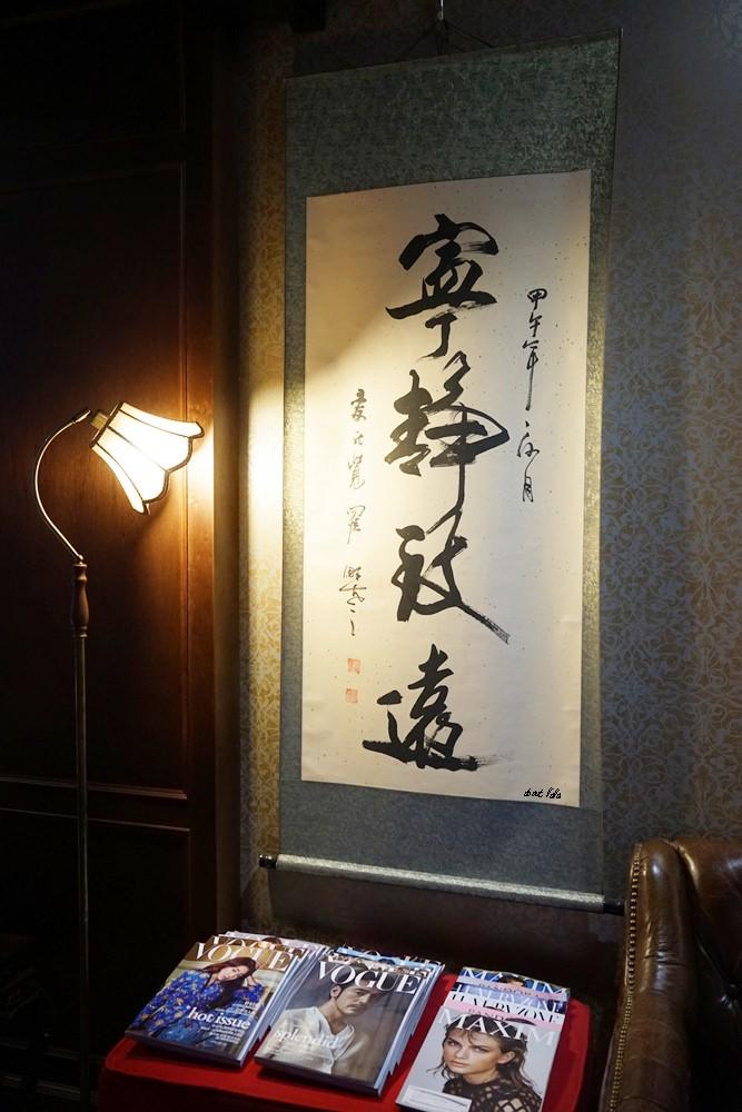 20170623101729 4 - 台中大里︱亨利貞精品咖啡館Henry Jane Coffee 復古上海風 質感推薦