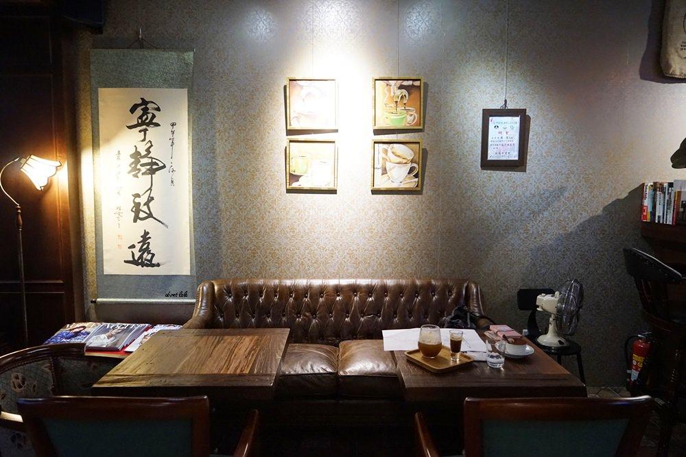 20170623101730 4 - 台中大里︱亨利貞精品咖啡館Henry Jane Coffee 復古上海風 質感推薦
