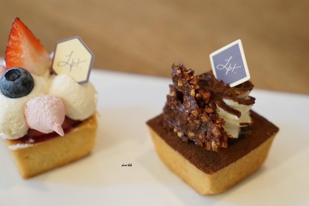 20170717172451 74 - 台中甜點︱樂緹波兒 芋頭千層蛋糕 法式甜點塔都好吃 下午茶推薦 近costco美食