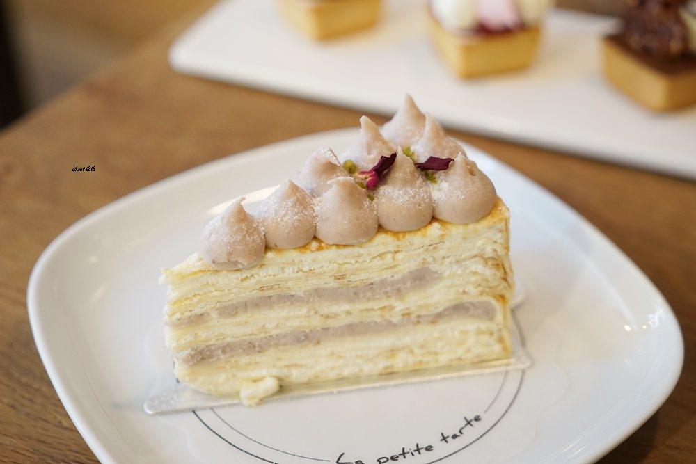 20170717172453 94 - 台中甜點︱樂緹波兒 芋頭千層蛋糕 法式甜點塔都好吃 下午茶推薦 近costco美食