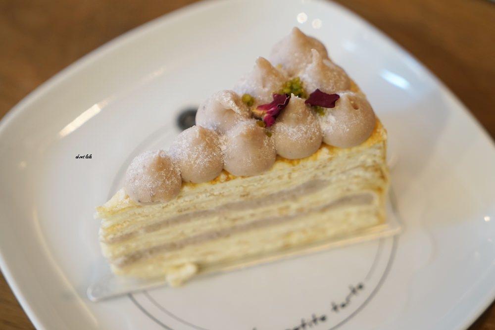 20170717172506 100 - 台中甜點︱樂緹波兒 芋頭千層蛋糕 法式甜點塔都好吃 下午茶推薦 近costco美食