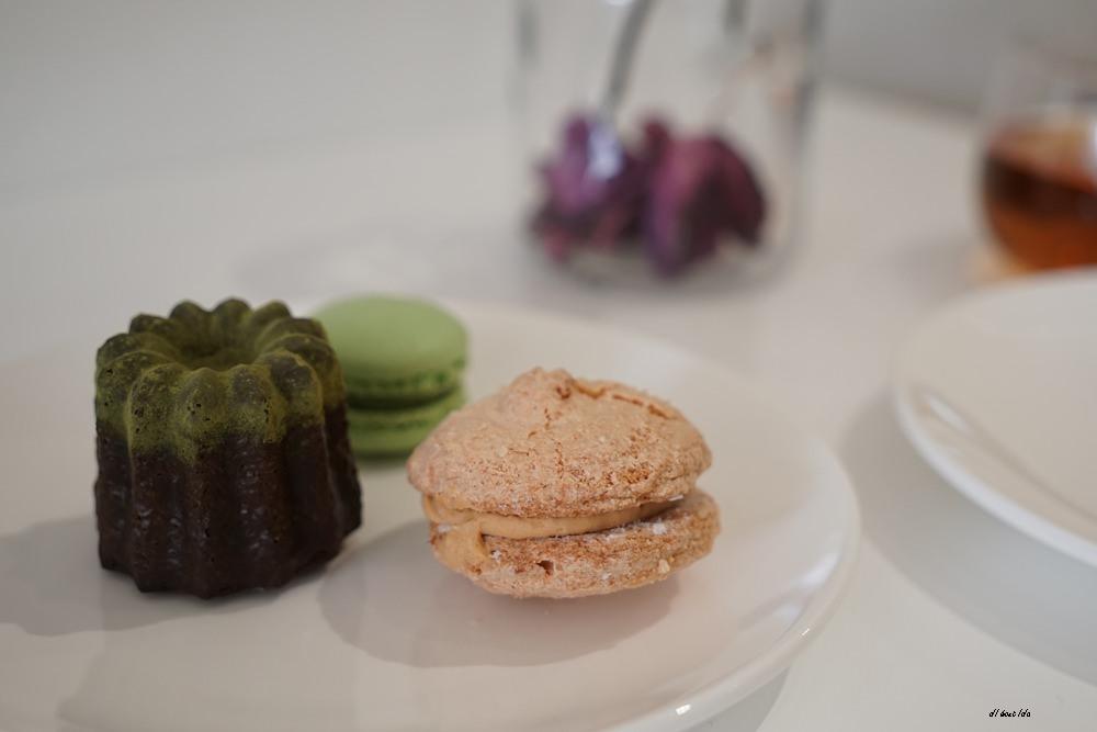 20170908113429 61 - 法式甜點推薦︱花火甜點工場 北屯區的下午茶 丸久小山園抹茶