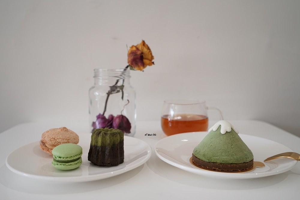 20170908113442 87 - 法式甜點推薦︱花火甜點工場 北屯區的下午茶 丸久小山園抹茶