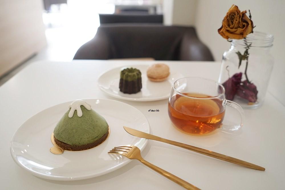 20170908113448 53 - 法式甜點推薦︱花火甜點工場 北屯區的下午茶 丸久小山園抹茶