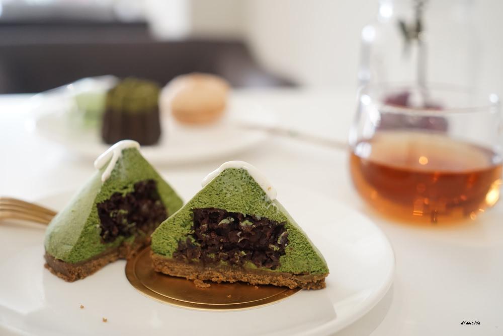 20170908113450 72 - 法式甜點推薦︱花火甜點工場 北屯區的下午茶 丸久小山園抹茶