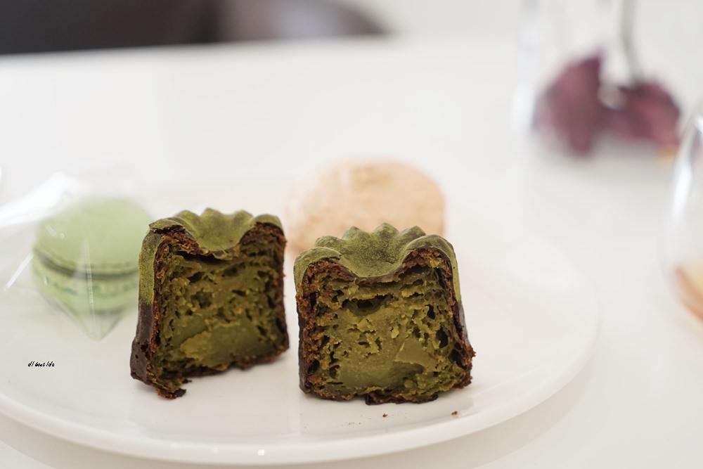 20170908113452 21 - 法式甜點推薦︱花火甜點工場 北屯區的下午茶 丸久小山園抹茶