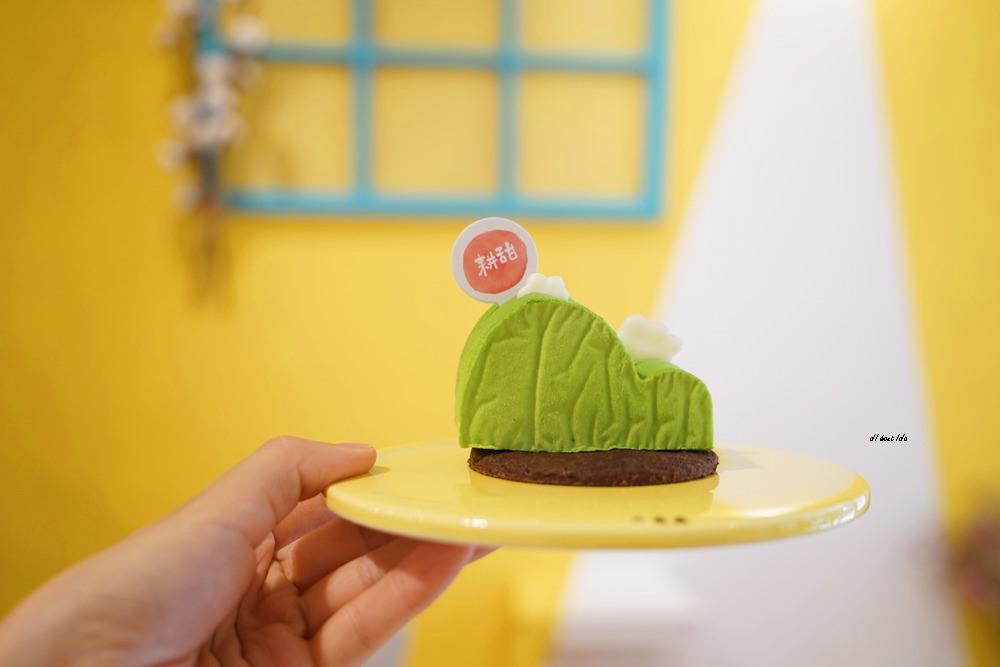 20170927113438 56 - 台中西區│耕者有其甜 向上市場美食 超可愛的下午茶甜點