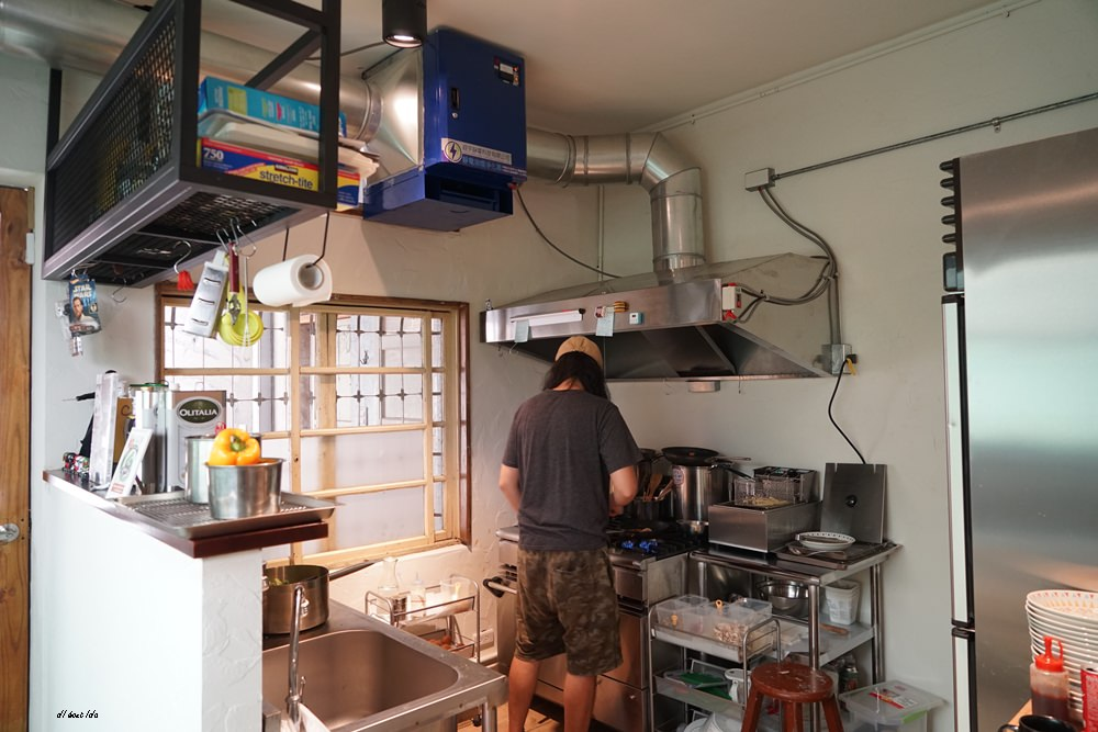 20170928145804 63 - 台中西區 肆月捌 X Dakuaidai甜室 有溫度的老屋餐廳 舒肥牛排好吃不貴