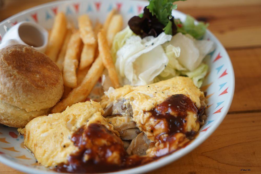 20170928145852 41 - 台中西區 肆月捌 X Dakuaidai甜室 有溫度的老屋餐廳 舒肥牛排好吃不貴