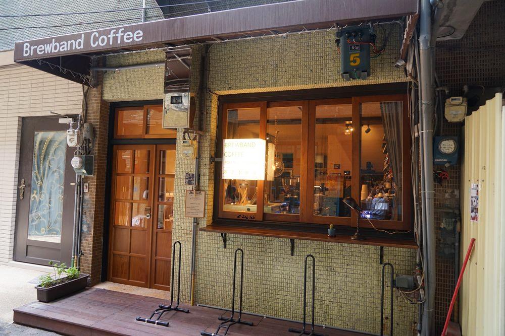20171029141929 91 - 台中大甲│布魯本咖啡Brewband Coffee 有傳說中比Lady M還厲害的千層蛋糕
