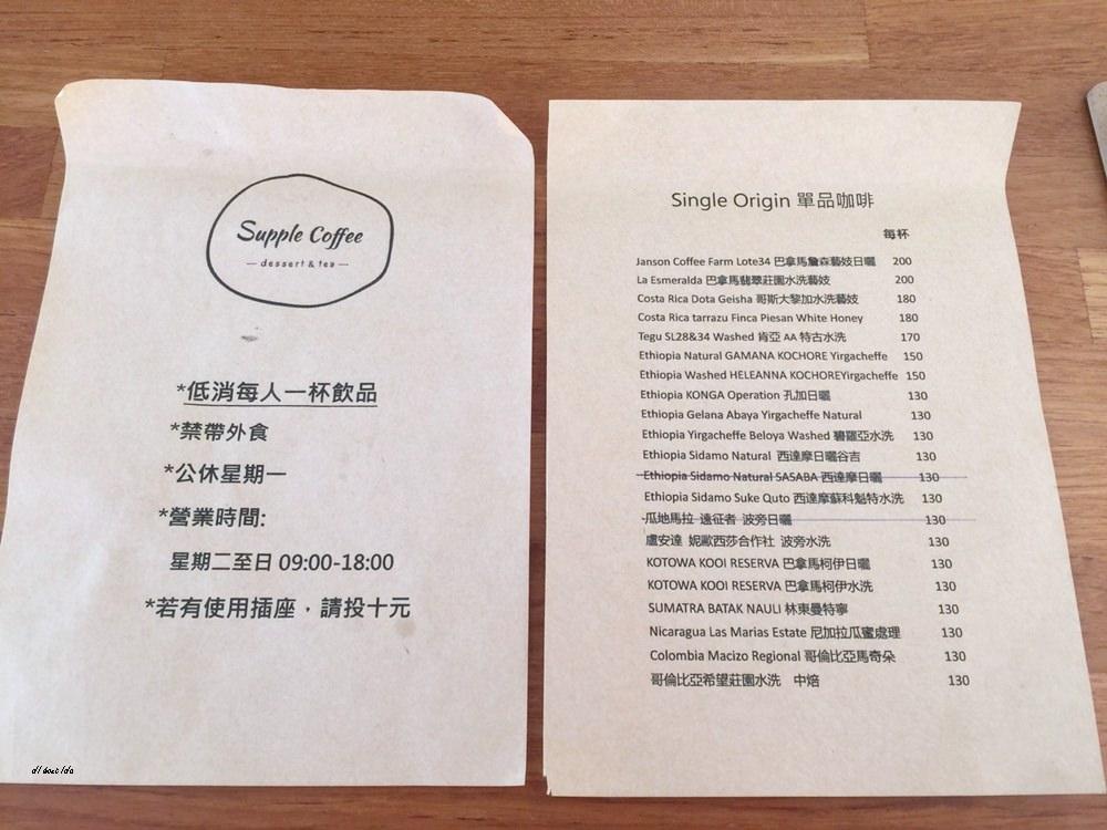 20171122191816 25 - 台中西區│supple coffee自家烘焙咖啡館 正妹吧檯手與好吃的手作甜點