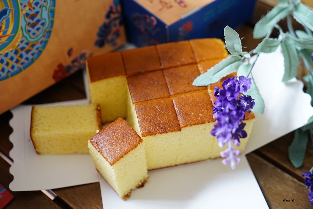 20171127174942 51 - 熱血採訪│四月南風油飯 卡斯提拉蛋糕好吃推薦 正統日式長崎蛋糕 有脆脆雙目糖喔!