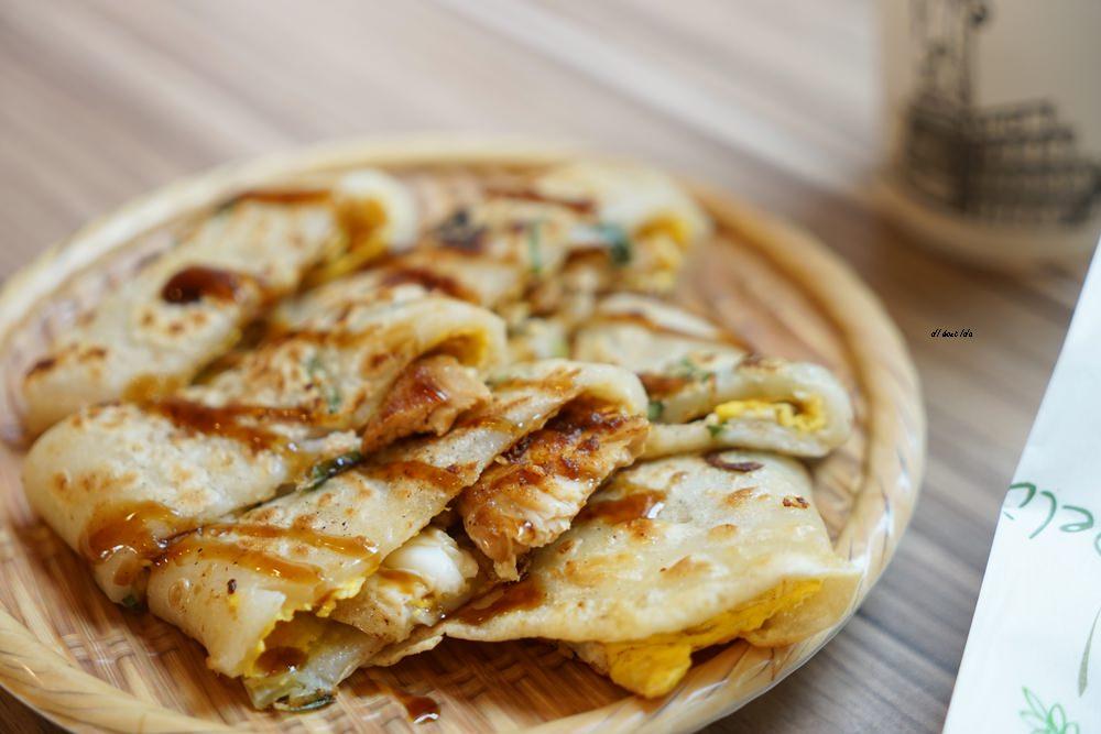 20171217172355 25 - 芋頭控照過來 八燔殿日安朝食處 碳烤芋頭肉鬆饅頭 自製QQ蛋餅皮好好吃