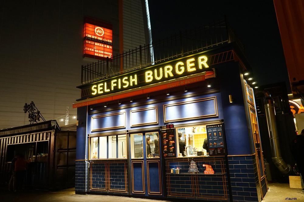 20171226182043 76 - 熱血採訪│台中UNO貨櫃市集 Selfish Burger喀漢堡 牛排等級的漢堡肉