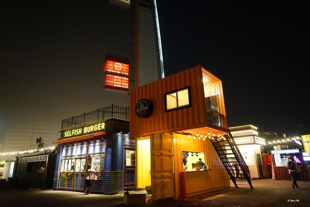 20171226182120 96 - 熱血採訪│台中UNO貨櫃市集 Selfish Burger喀漢堡 牛排等級的漢堡肉