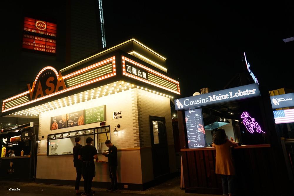 20171226182123 60 - 熱血採訪│台中UNO貨櫃市集 Selfish Burger喀漢堡 牛排等級的漢堡肉