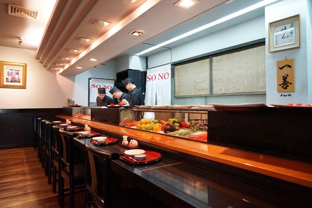 20180102160137 15 - 熱血採訪│SONO園日本料理30周年,親民價就能吃到大和套餐,還有期間限定日本歌舞伎美學表演!