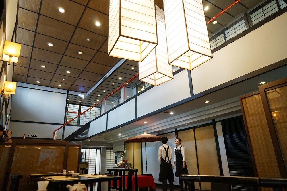 20180102160138 44 - 熱血採訪│SONO園日本料理30周年,親民價就能吃到大和套餐,還有期間限定日本歌舞伎美學表演!